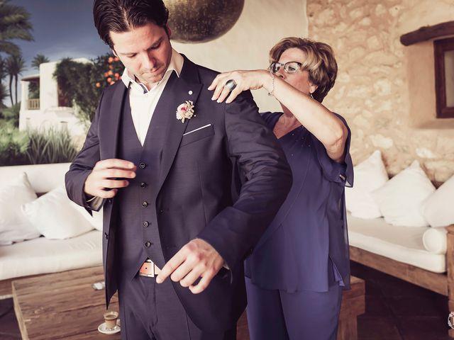 La boda de Guille y Sandra en Eivissa, Islas Baleares 21