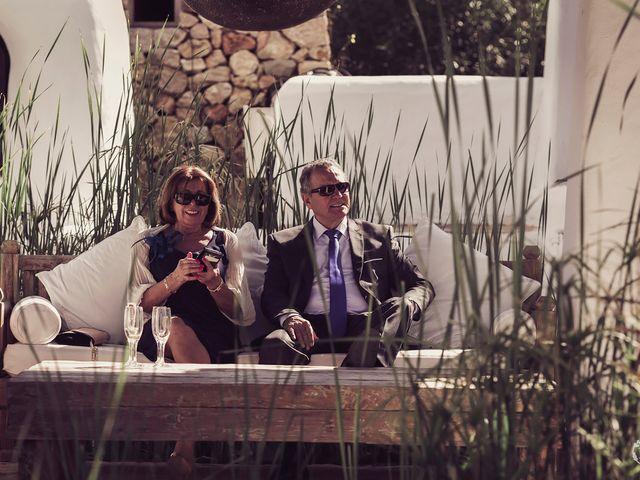 La boda de Guille y Sandra en Eivissa, Islas Baleares 30