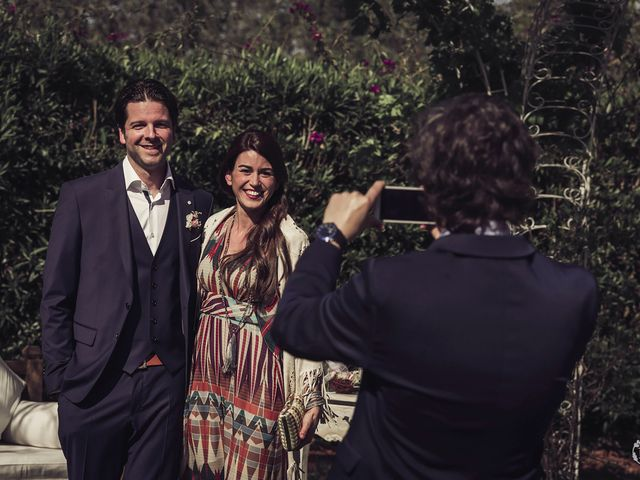 La boda de Guille y Sandra en Eivissa, Islas Baleares 31