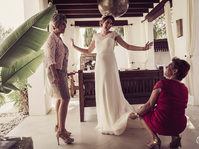 La boda de Guille y Sandra en Eivissa, Islas Baleares 37