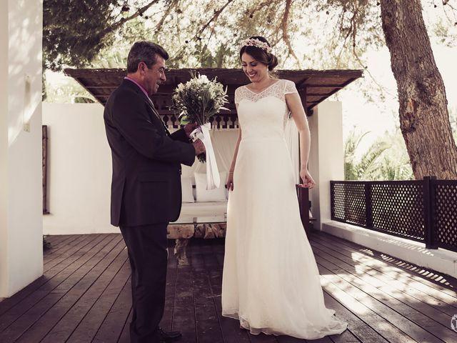 La boda de Guille y Sandra en Eivissa, Islas Baleares 41