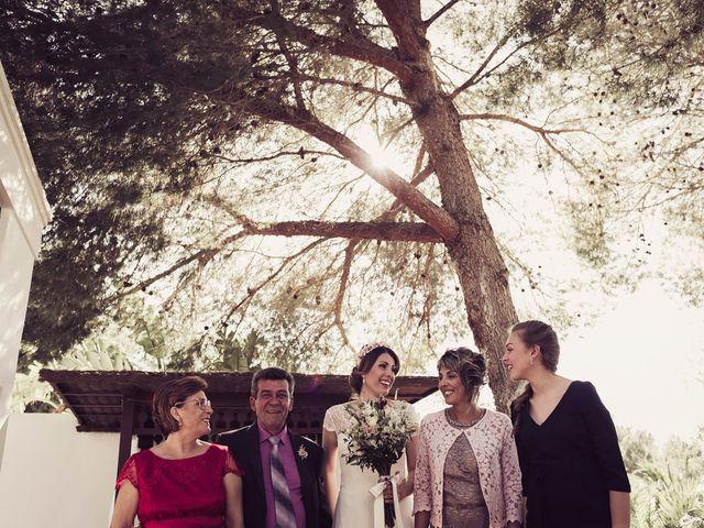 La boda de Guille y Sandra en Eivissa, Islas Baleares 43
