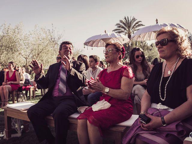 La boda de Guille y Sandra en Eivissa, Islas Baleares 48