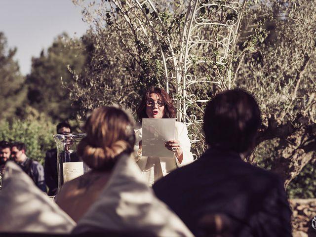 La boda de Guille y Sandra en Eivissa, Islas Baleares 49
