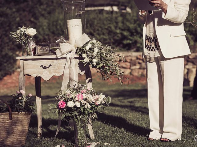 La boda de Guille y Sandra en Eivissa, Islas Baleares 50