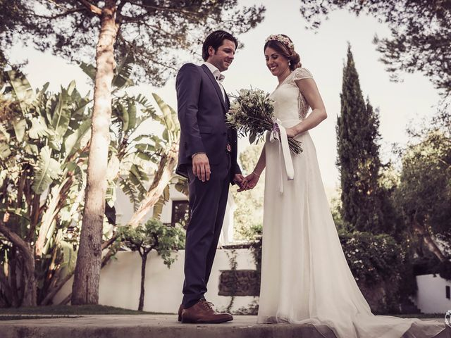 La boda de Guille y Sandra en Eivissa, Islas Baleares 64