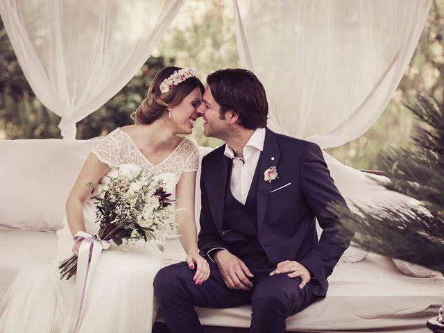 La boda de Sandra y Guille