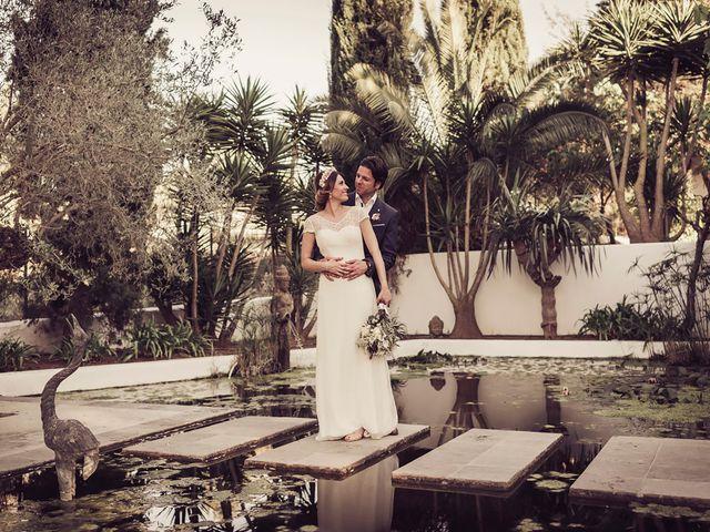 La boda de Guille y Sandra en Eivissa, Islas Baleares 70