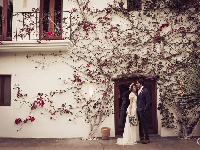 La boda de Guille y Sandra en Eivissa, Islas Baleares 77