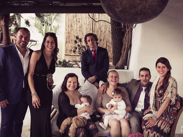 La boda de Guille y Sandra en Eivissa, Islas Baleares 91