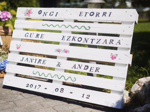 La boda de Ander y Janire en Hondarribia, Guipúzcoa 1
