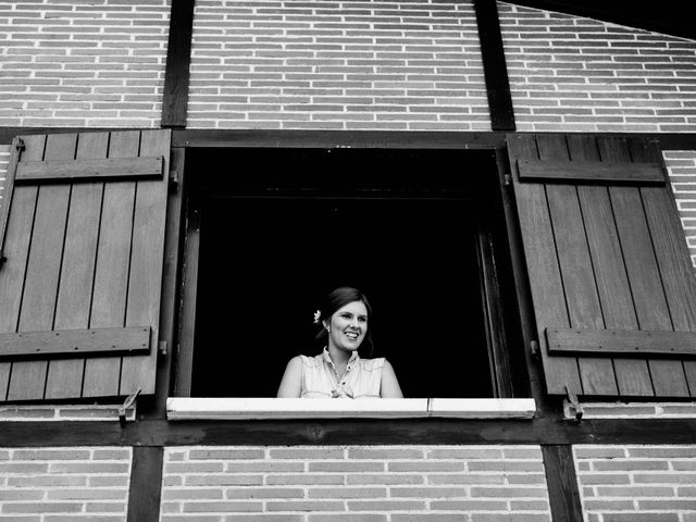 La boda de Ander y Janire en Hondarribia, Guipúzcoa 27