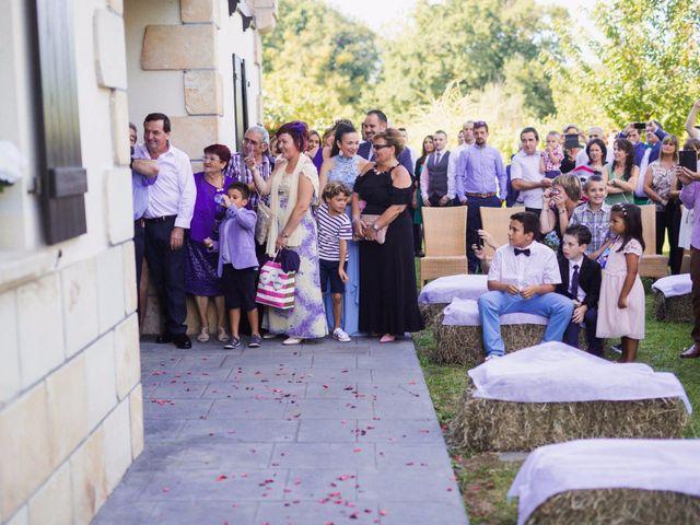 La boda de Ander y Janire en Hondarribia, Guipúzcoa 37