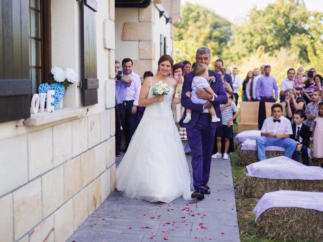 La boda de Ander y Janire en Hondarribia, Guipúzcoa 38
