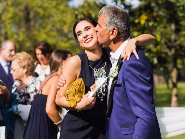 La boda de Ander y Janire en Hondarribia, Guipúzcoa 61