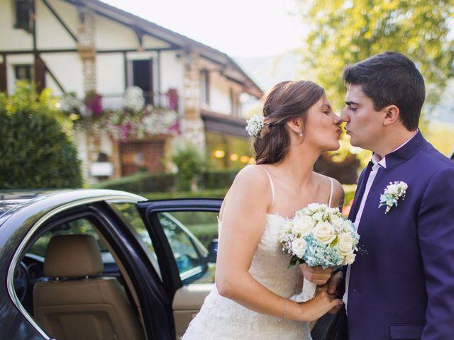 La boda de Ander y Janire en Hondarribia, Guipúzcoa 64