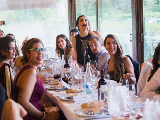 La boda de Ander y Janire en Hondarribia, Guipúzcoa 71