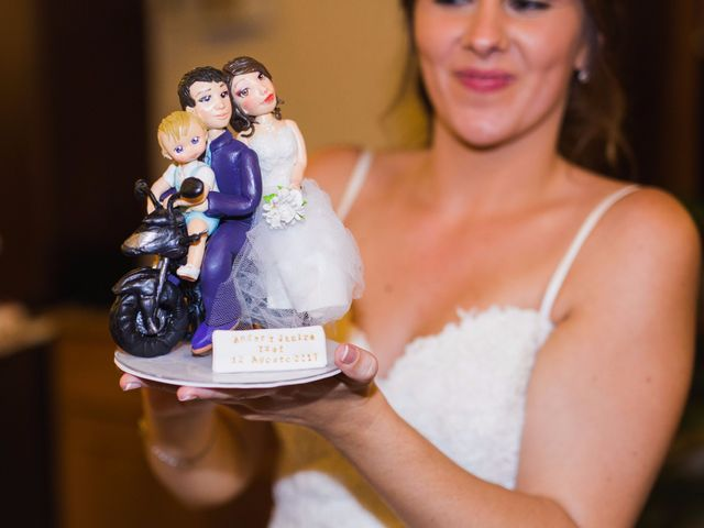 La boda de Ander y Janire en Hondarribia, Guipúzcoa 79