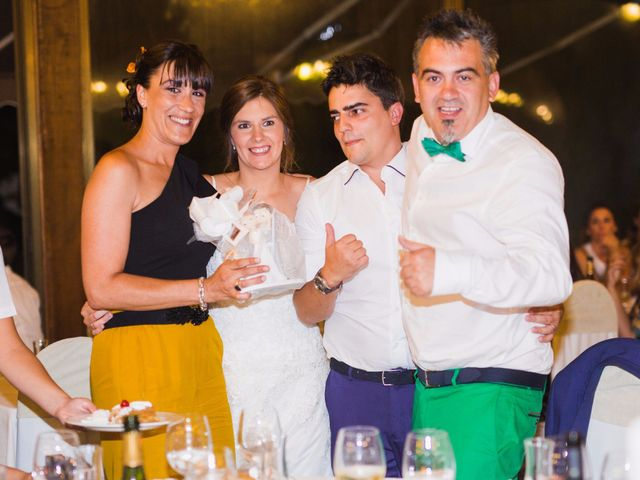 La boda de Ander y Janire en Hondarribia, Guipúzcoa 83