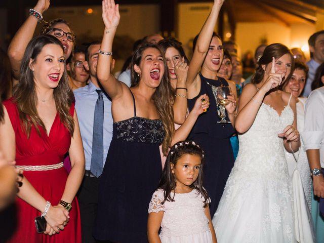 La boda de Ander y Janire en Hondarribia, Guipúzcoa 94