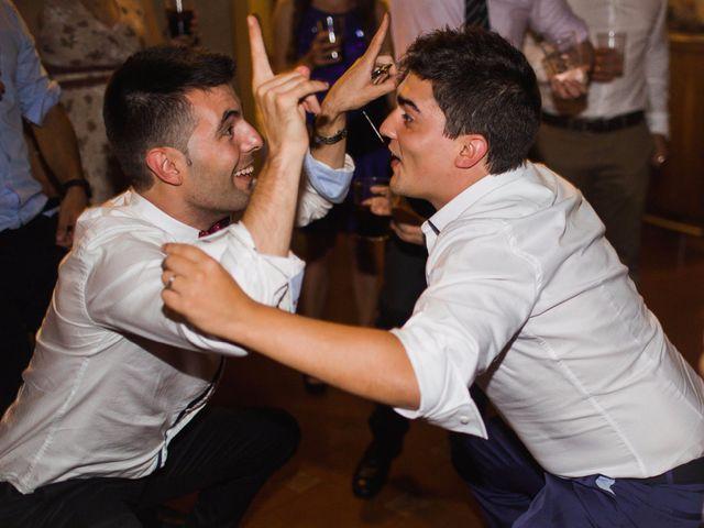 La boda de Ander y Janire en Hondarribia, Guipúzcoa 101
