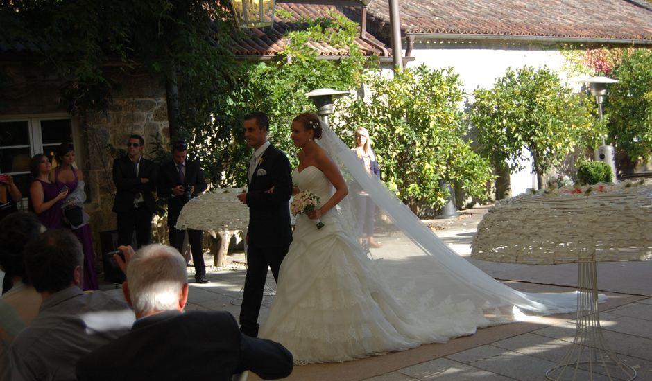 La boda de Miguel y Vanesa en Mosteiro (Meis), Pontevedra