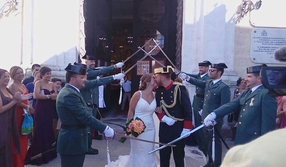 La boda de Rafa y Cristina en San Fernando, Cádiz