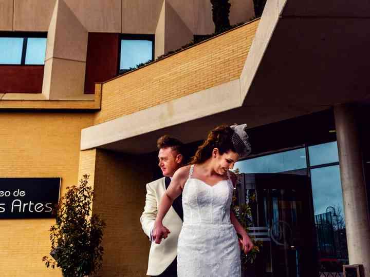 La boda de Gwen y Jimmy