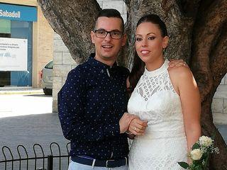 La boda de María Paz y David 2