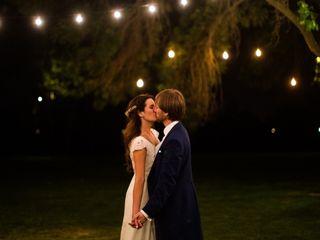La boda de Isa y Alvin