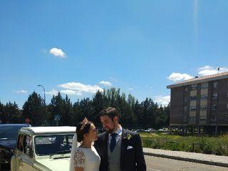 La boda de Pedro y Cristina 2