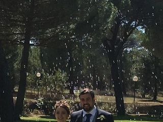 La boda de Pedro y Cristina 1