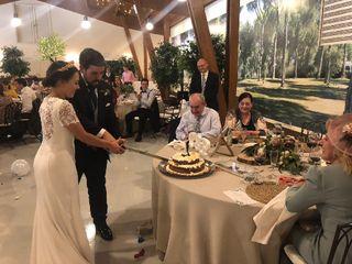 La boda de Pedro y Cristina