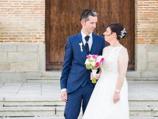 La boda de Jesús y Pilar