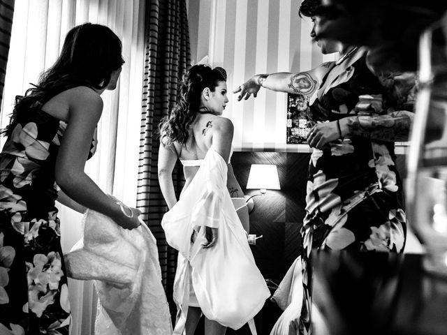 La boda de Jimmy y Gwen en Pinto, Madrid 13