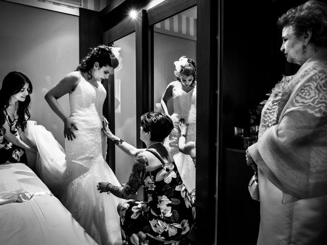La boda de Jimmy y Gwen en Pinto, Madrid 14