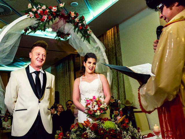 La boda de Jimmy y Gwen en Pinto, Madrid 22