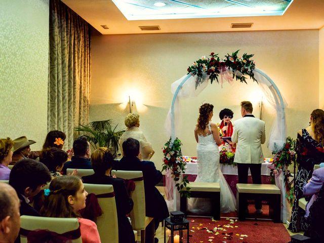 La boda de Jimmy y Gwen en Pinto, Madrid 23