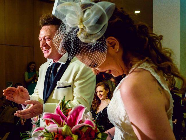 La boda de Jimmy y Gwen en Pinto, Madrid 24