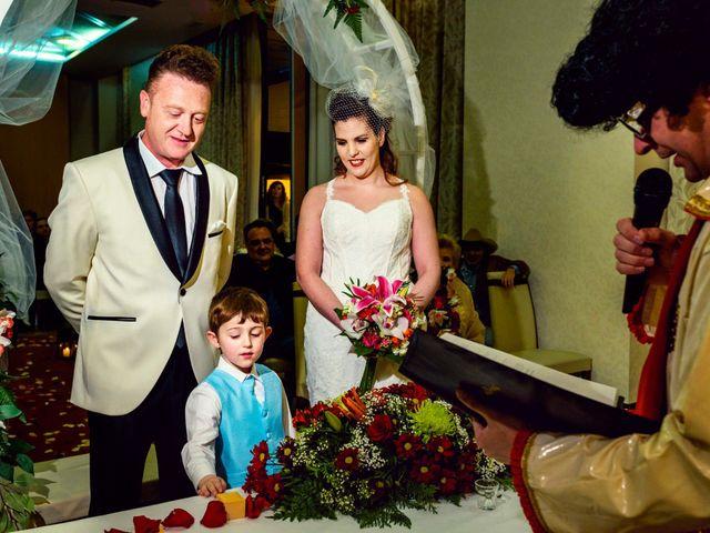 La boda de Jimmy y Gwen en Pinto, Madrid 26
