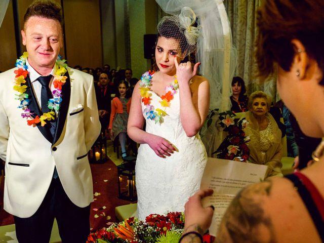 La boda de Jimmy y Gwen en Pinto, Madrid 29