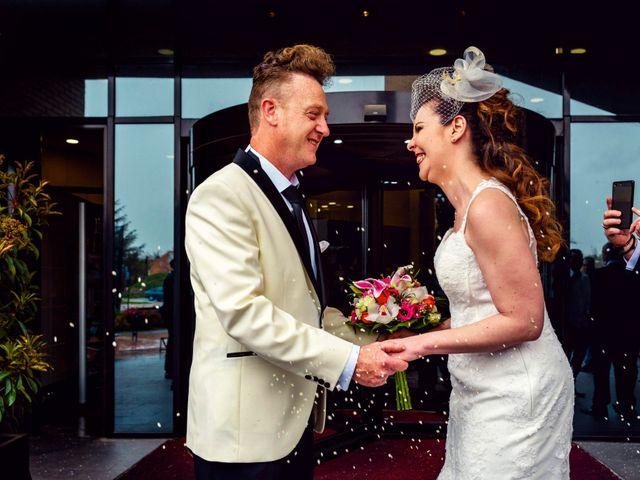 La boda de Jimmy y Gwen en Pinto, Madrid 31