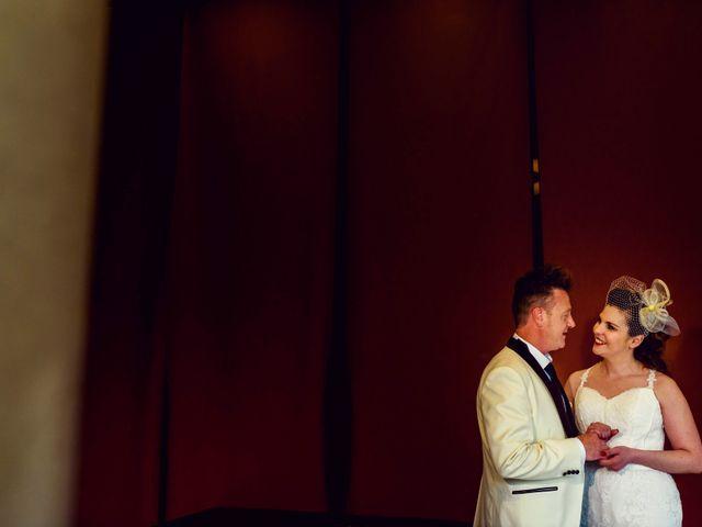 La boda de Jimmy y Gwen en Pinto, Madrid 32