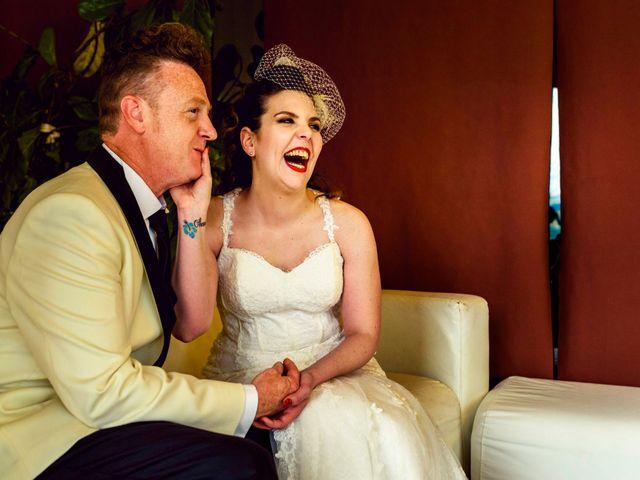 La boda de Jimmy y Gwen en Pinto, Madrid 33