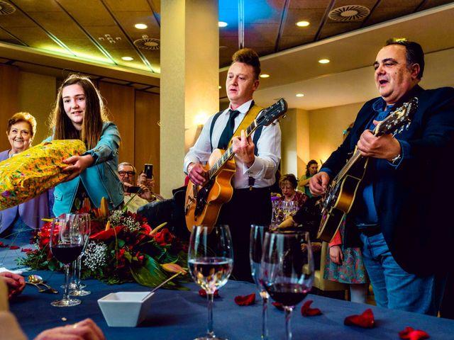La boda de Jimmy y Gwen en Pinto, Madrid 36