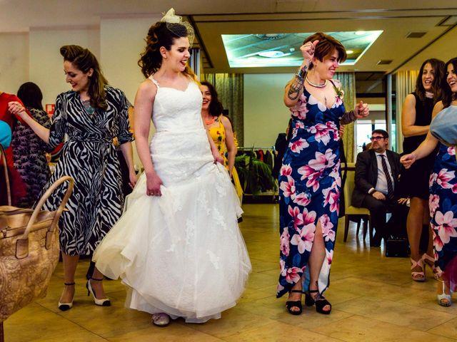 La boda de Jimmy y Gwen en Pinto, Madrid 38