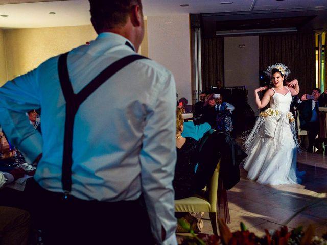 La boda de Jimmy y Gwen en Pinto, Madrid 40