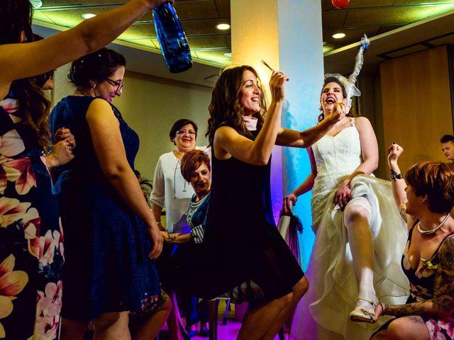 La boda de Jimmy y Gwen en Pinto, Madrid 41
