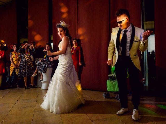 La boda de Jimmy y Gwen en Pinto, Madrid 42