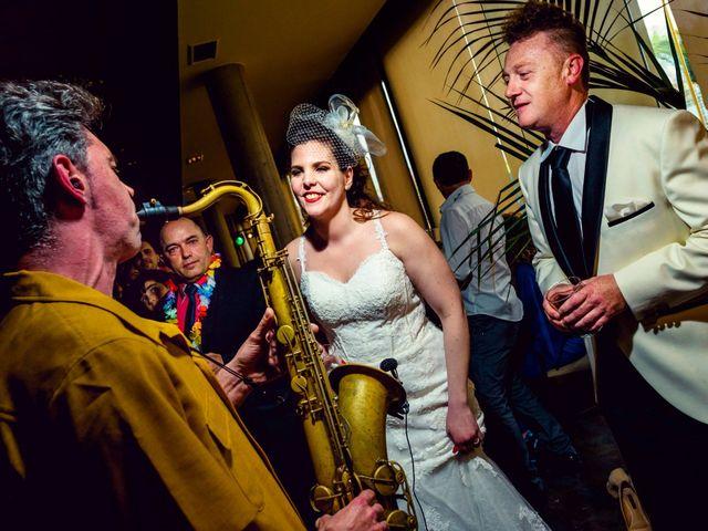 La boda de Jimmy y Gwen en Pinto, Madrid 43